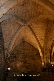 The Vaulted Ceilings of Gravensteen