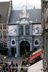 The Ghent Tourist Office