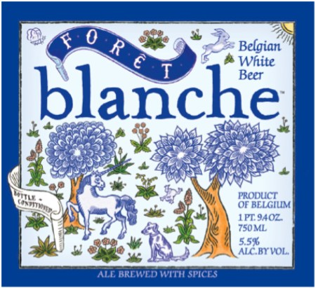 Brasserie Dupont Foret Blanche
