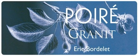 Eric Bordelet Poiré Granit 2014