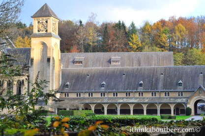 Cheese Factory in Back - Orval