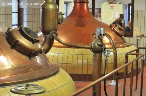 Old Brewing Kettles - Orval