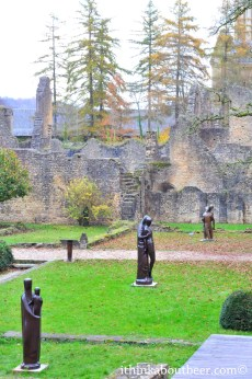 Statues - Orval