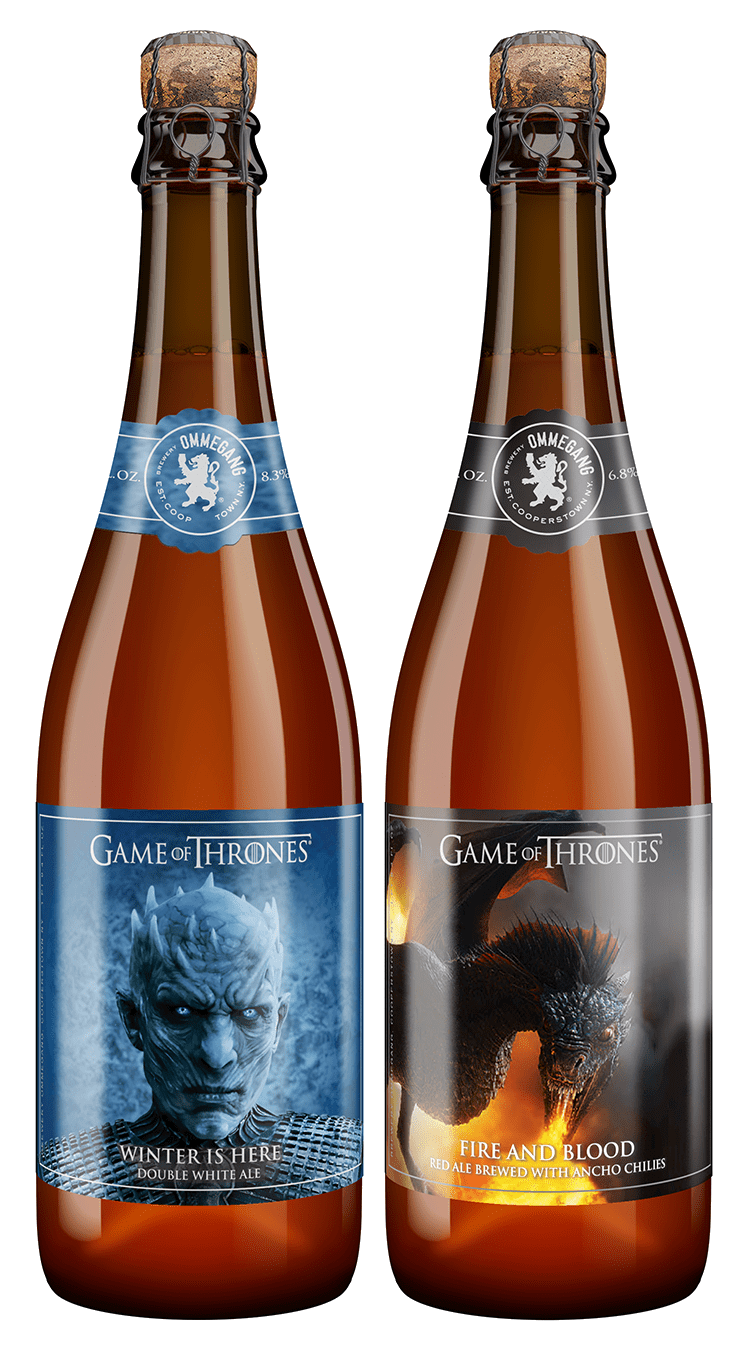 Ommegang Winter is Here