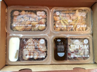 Bottom Layer of the Graze Box
