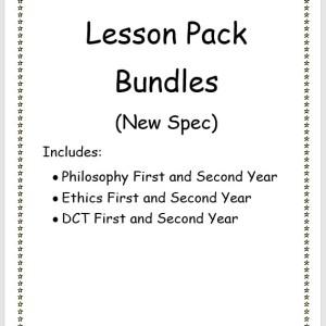 Lesson Pack Bundle