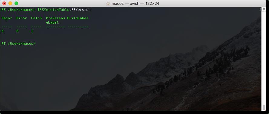 Install PowerShell and VMware PowerCLI on macOS | iThinkVirtual™