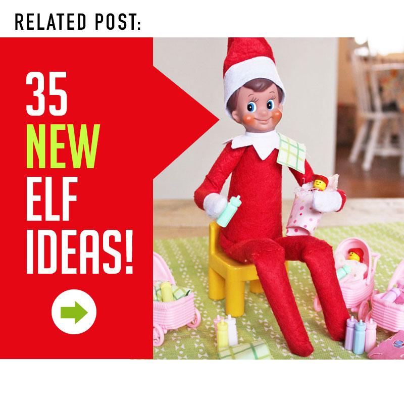 35 New Elf on the Shelf Ideas: Quick & Easy!