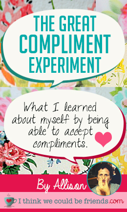 The Compliment Experiment: How to accept compliments with grace