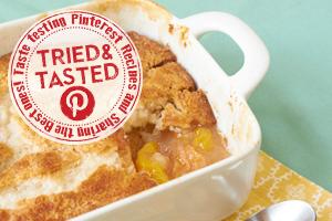 Wonderful Peach Cobbler Recipe, simple ingredients & preparation, but incredible taste! #easy #peach #cobbler