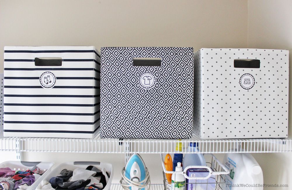 My Laundry System: How I literally cut the time it takes me to do laundry from start to finish IN HALF with 3 simple steps!! (and why I got rid of ALL of our laundry baskets!) #laundry #room #system #organization #tips #hacks #save #time