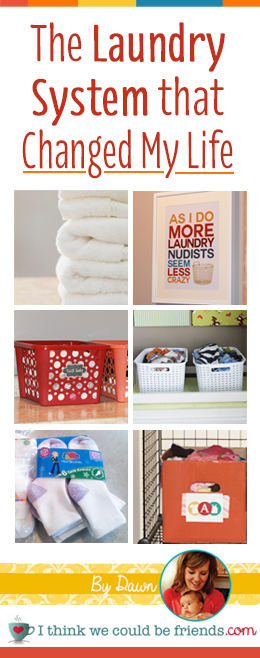 My Laundry System: How I literally cut the time it takes me to do laundry from start to finish IN HALF with 3 simple steps!! (and why I got rid of ALL of our laundry baskets!) #laundry #room #system #organization #tips #save #time #hack