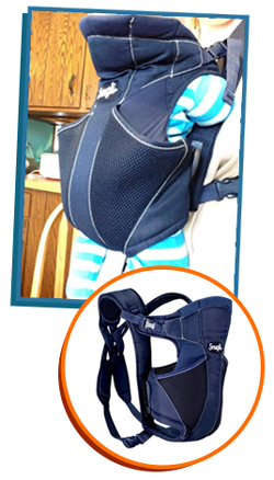 Which is the best baby wrap or carrier? One mom tests 4 of the most popular!