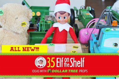 New Elf on the Shelf Ideas for 2017! Easy, creative & toddler Elf on the Shelf ideas!