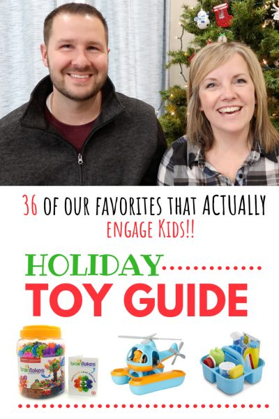 Here are our Top Toy picks for 2018! They will keep your kids engaged AND help them to play better together! These toys will grow with them, too! You'll love these! #toptoys2018 #holidaygiftguide #toyideas #toddler #teen #tween #giftideas
