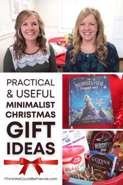 pin, minimalist christmas gifts