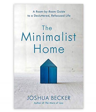 book, minimalist home by joshua becker