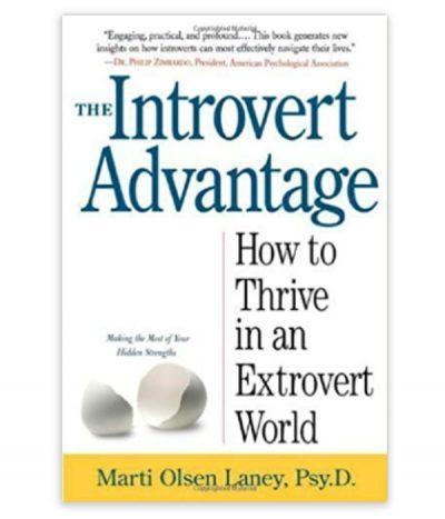 book, introvert advantage by marti olsen laney