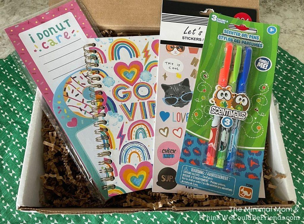 stationary & pens