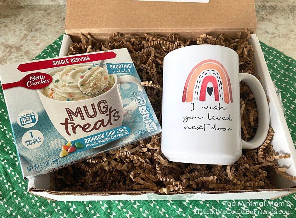 Betty Crocker mug treats & mug