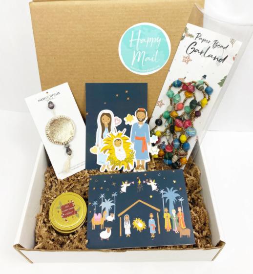 Mercy House Global gift box