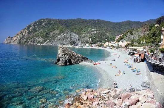 最全意大利海滩收藏贴,原来海滩也可以是浪漫的粉