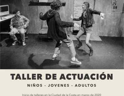 Teatro para niños,jóvenes y adultos en el Colegio