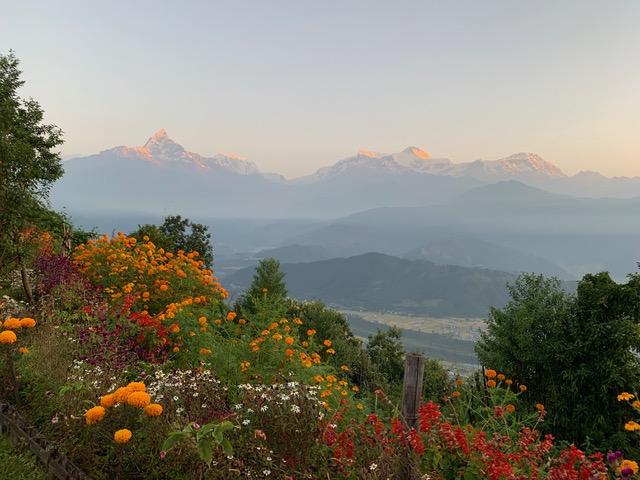 Népal en octobre