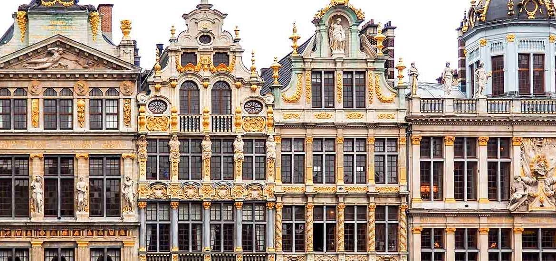 itinéraire Bruxelles