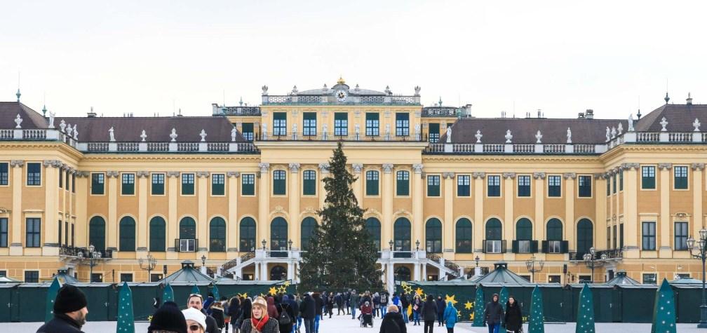 Marché de Noël Schönbrunn