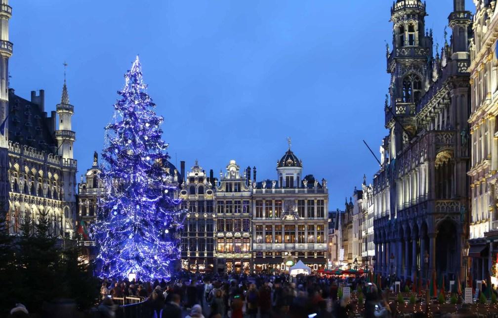 marché de Noël Grand-Place