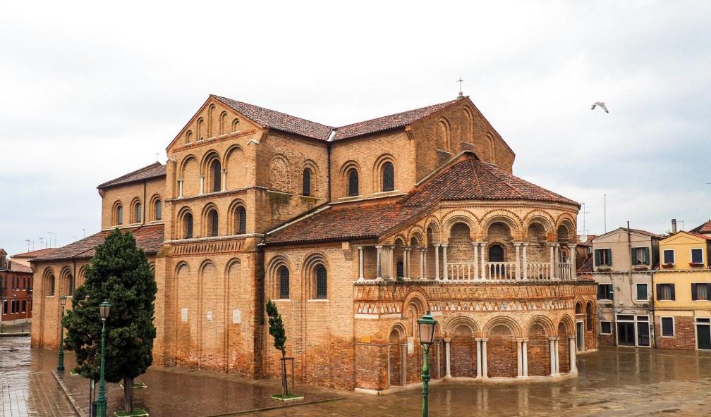 église Santi Maria e Donato