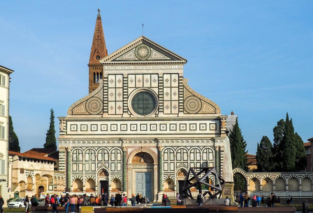 Basilique de Santa Maria Novella