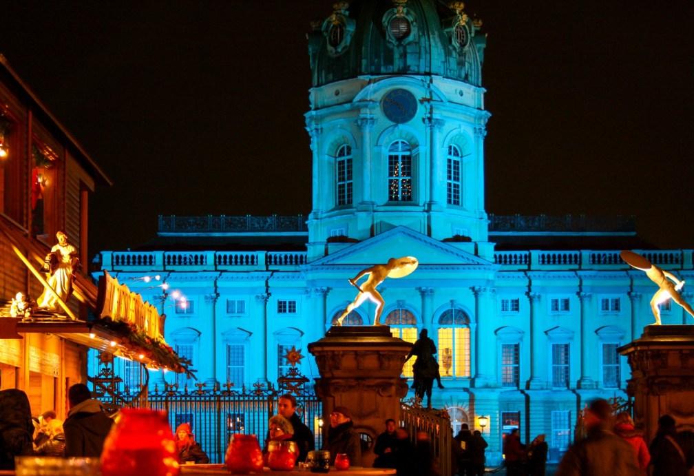 Marché de Noël de Charlottenburg