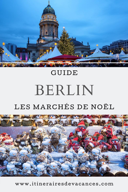 marchés de noël berlin 2021