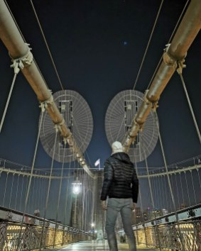Brooklyn Bridge (New York, USA)