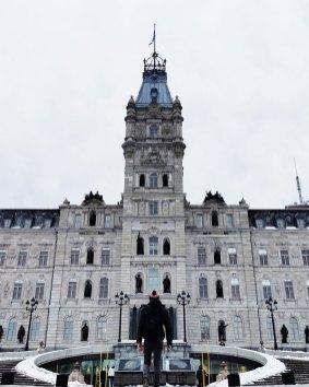 Parliament Building (Quebec, Canada)