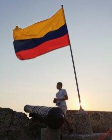 Ciudad Amurallada (Cartagena, Colombia)