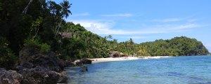 Hinugtan Beach: A Getaway from Boracay