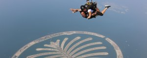 The Skydive Dubai Experience