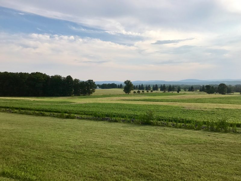 Gettysburg, PA and Review: Gettysburg Farm RV Park (TT)
