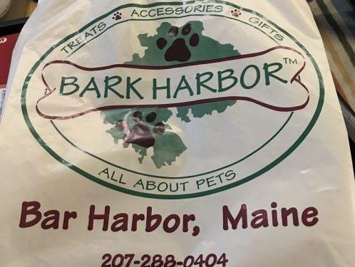Bark Harbor in downtown Bar Harbor
