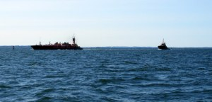 Commercial Traffic on Buzzards Bay