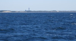 Enttrance to Provincetown