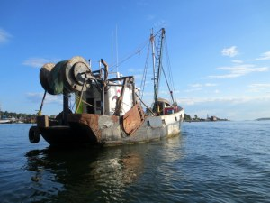Rough Times for the Fishing Industry