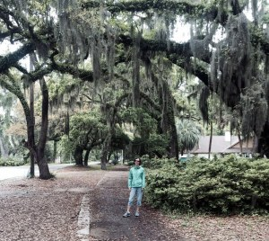 Ade Under the Spanish Moss