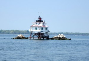 Thomas Shoal Lighthouse
