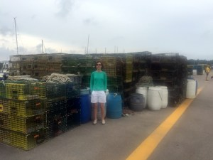 Ade Among the Lobster Pots