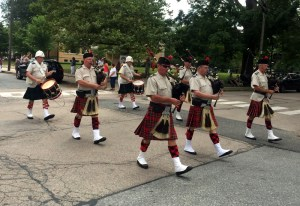Highland Pipe Band