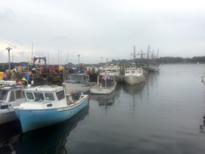 Stonington Fishing Fleet